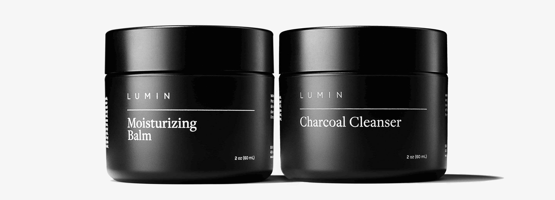 Lumin | Award-Winning and Affordable Men's Skincare
