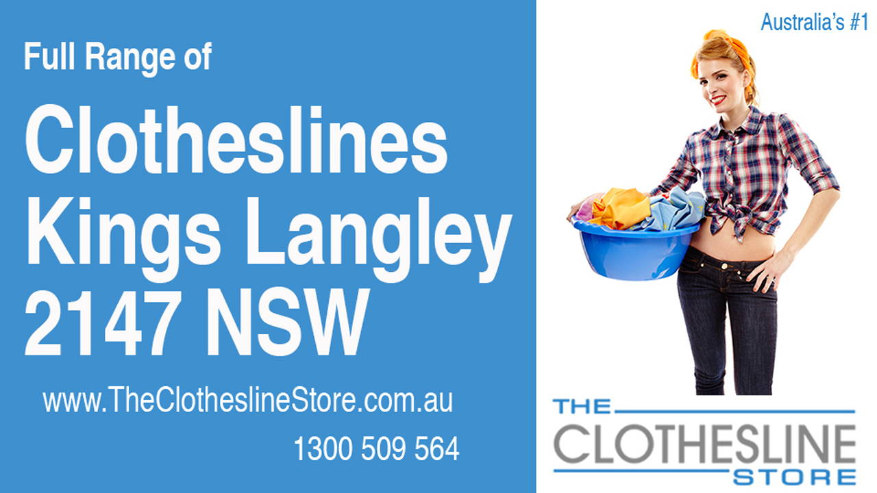 Clotheslines Kings Langley 2147 NSW
