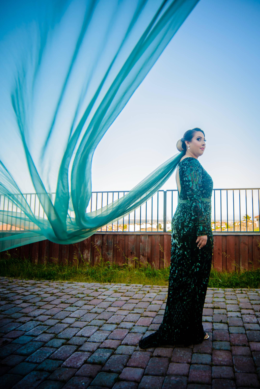 Very Cool Evening Dress