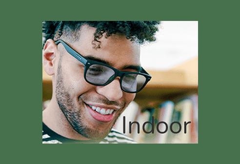 Indoor Colour Blind lenses