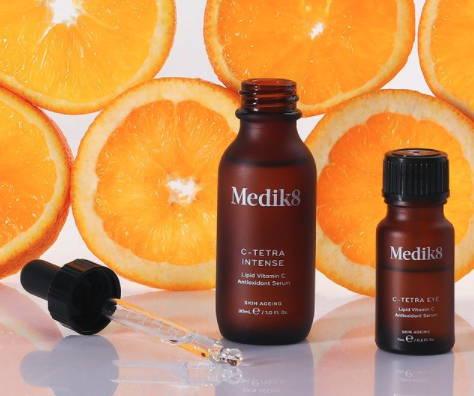 Medik8 Vitamin C Serums - C-Tetra Intense and C-Tetra Eye