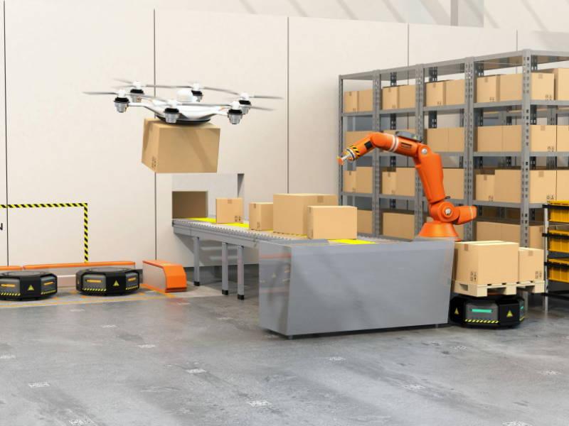 Robotics and warehouse robot applications of MYNT EYE 3D depth sensors