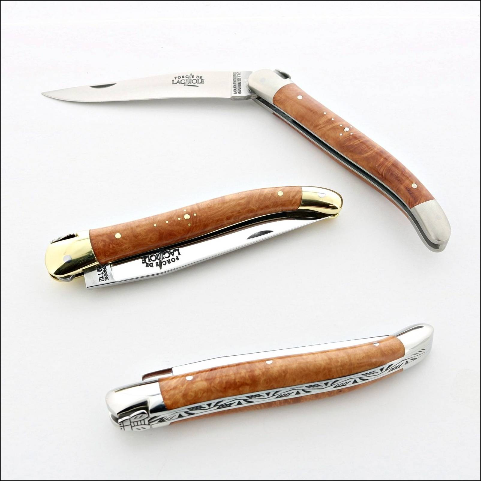 Laguiole French Pocket Knives