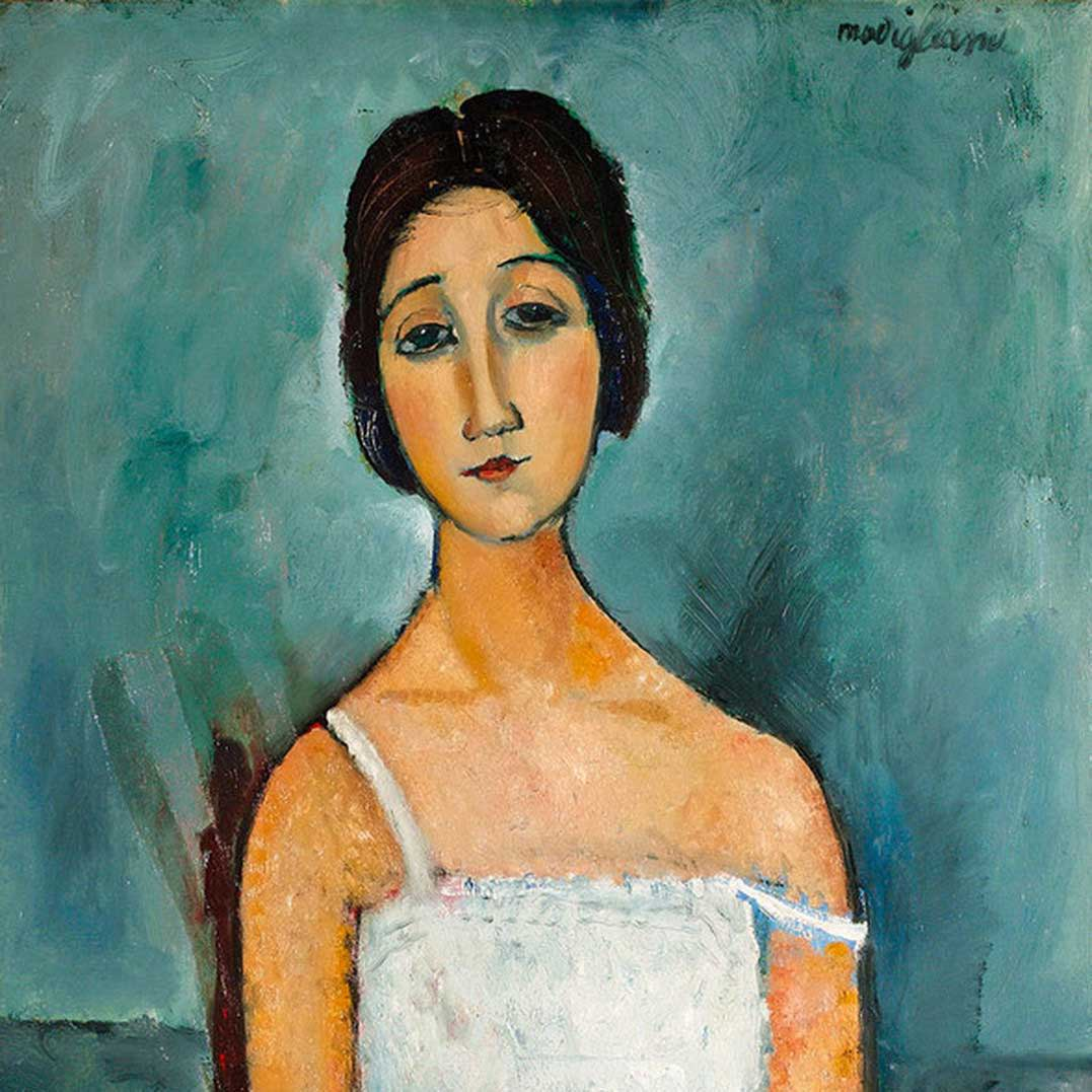 Amedeo Modigliani Art