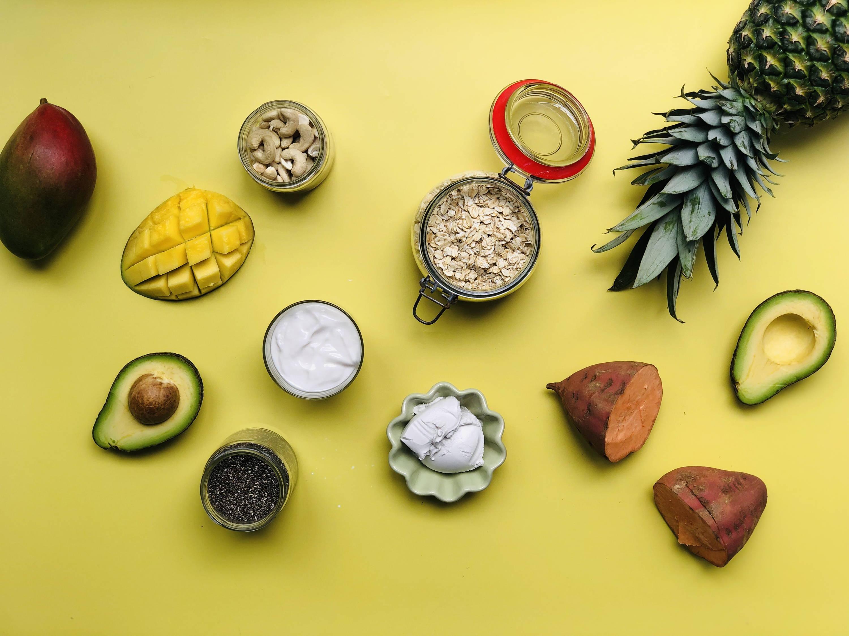 Bananen Alternativen in Smoothies