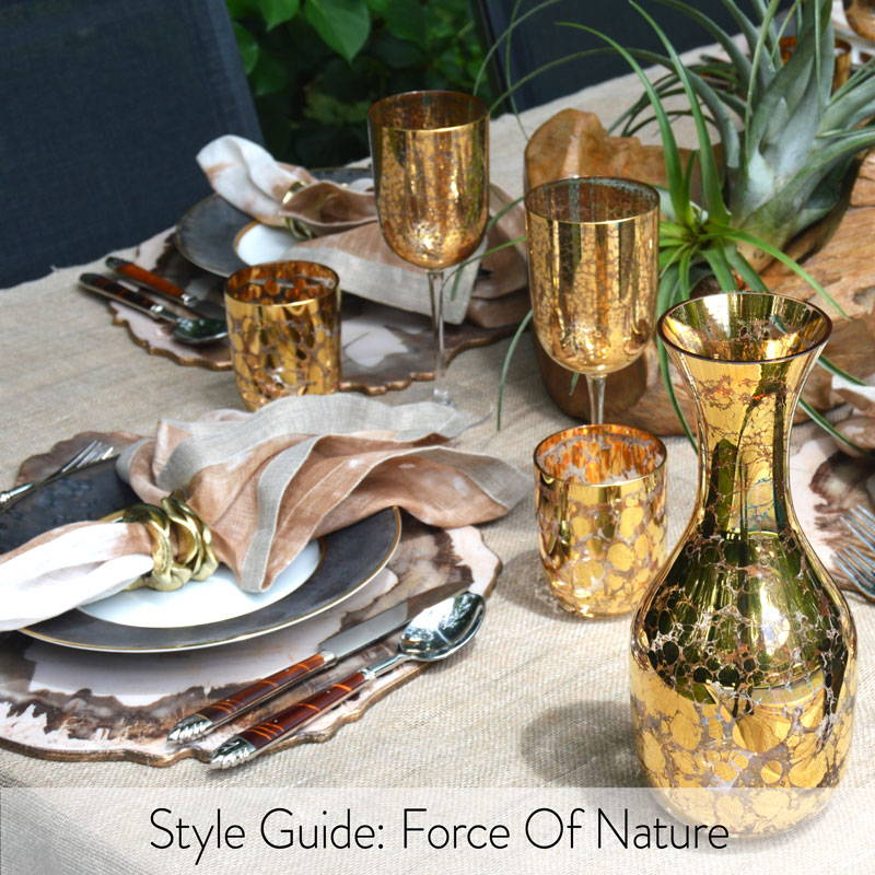 Style Guide: Force Of Nature