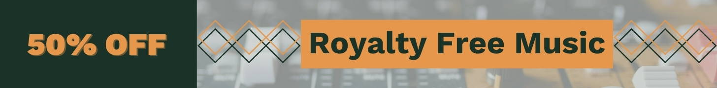 Offer on Royalty Free Music