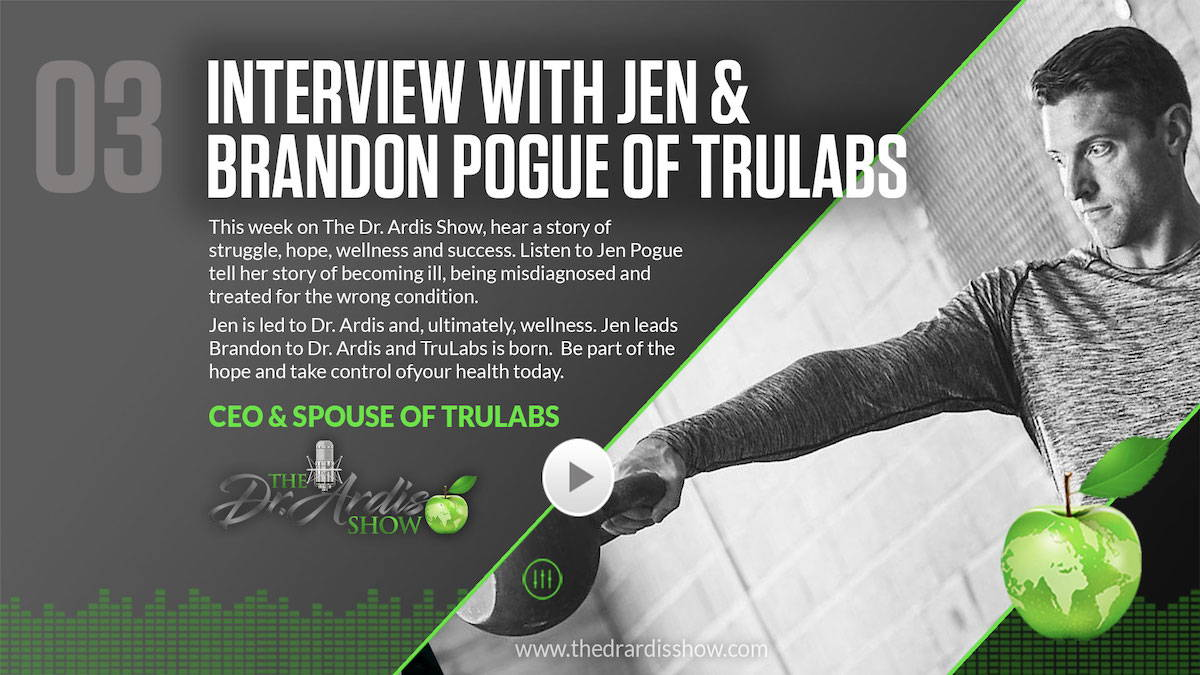 Interview with Jen & Brandon Pouge of TRULABS