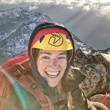 NW Alpine Ambassador Natalie Afonina Profile Picture