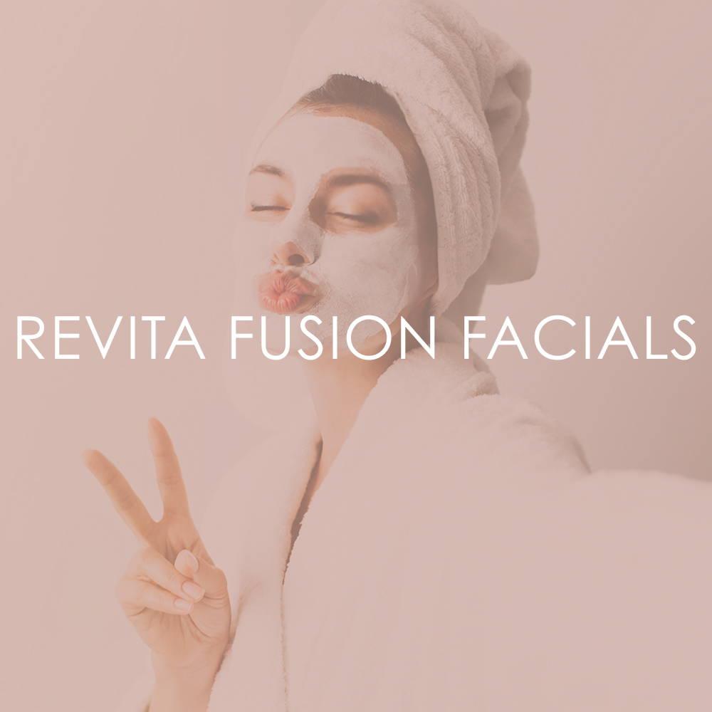 Revita Fusion Facials at Revita Skin Clinic Mississauga