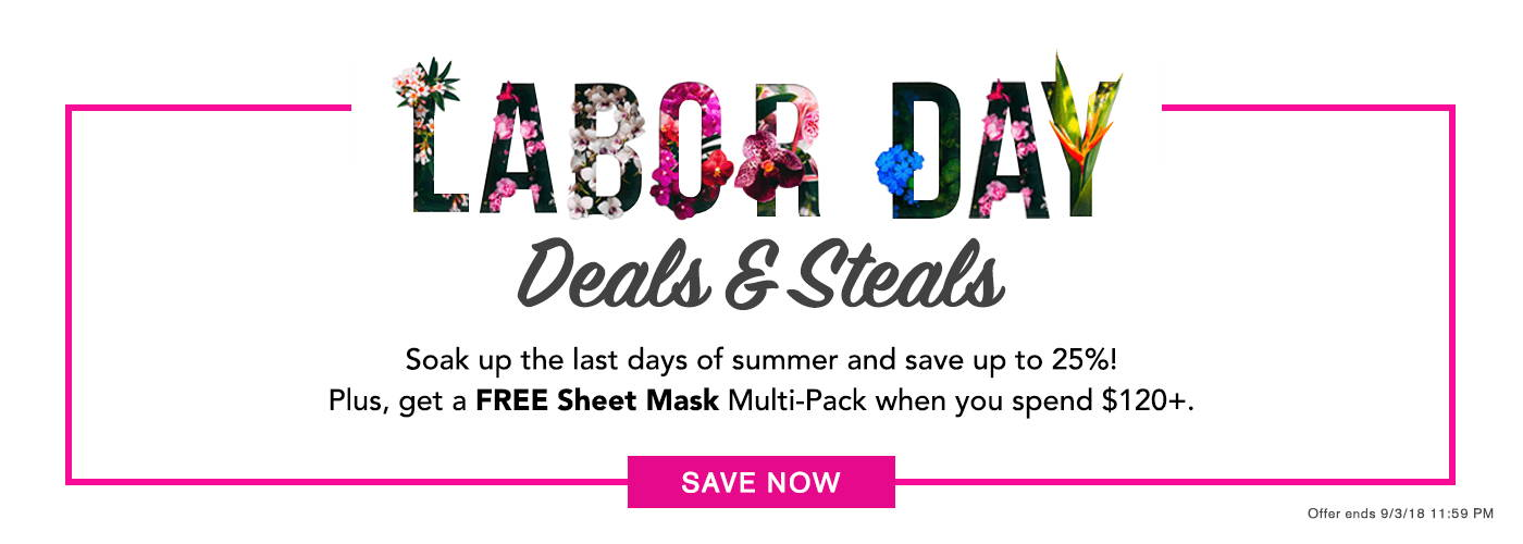 Labor Day Deals