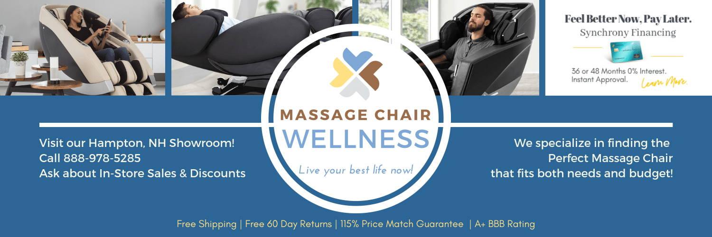 Shop Massage Chair Wellness Today