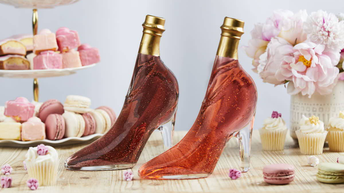 The Shoe Bottle - Flaschengeist