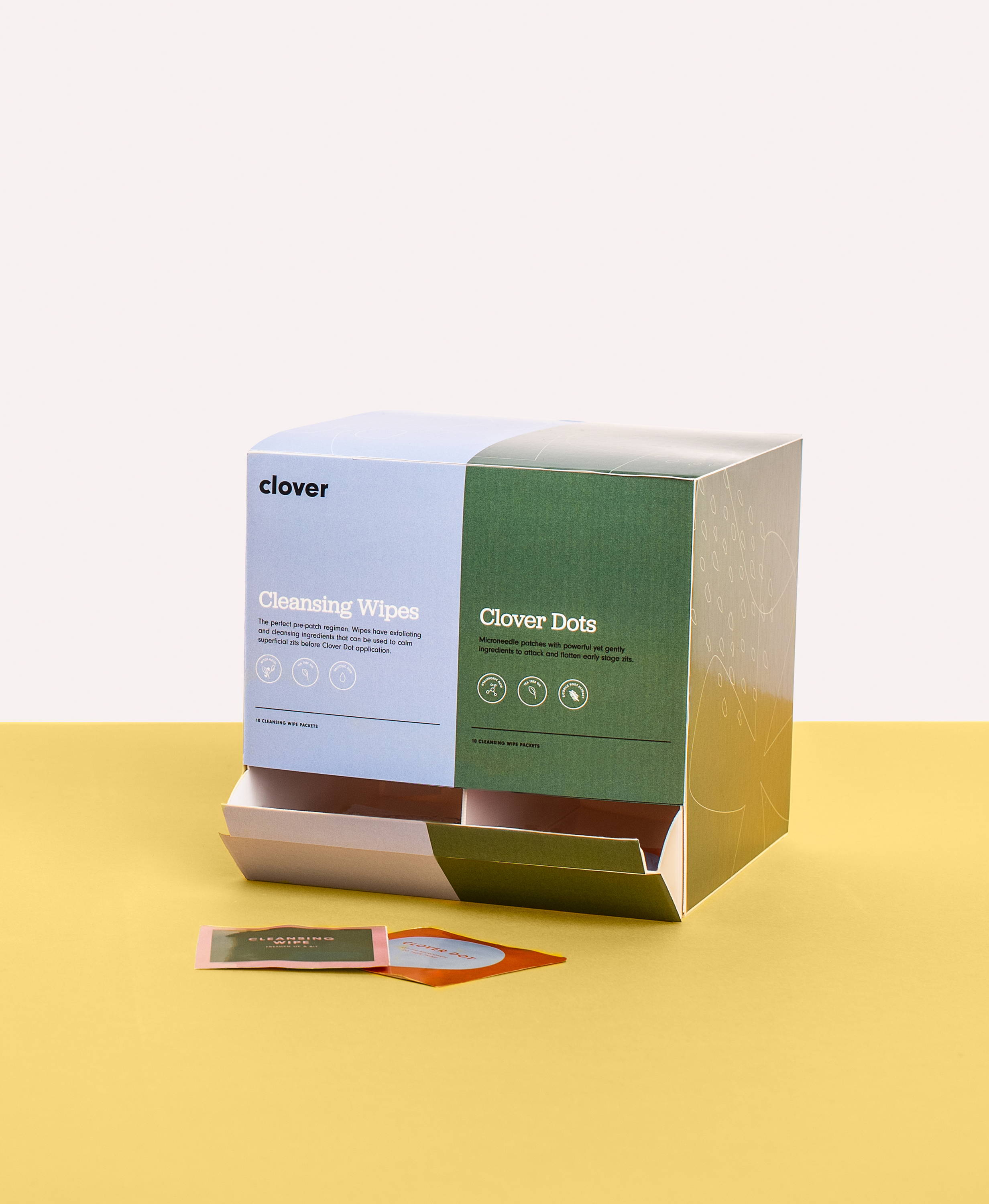 clover zit removal pack