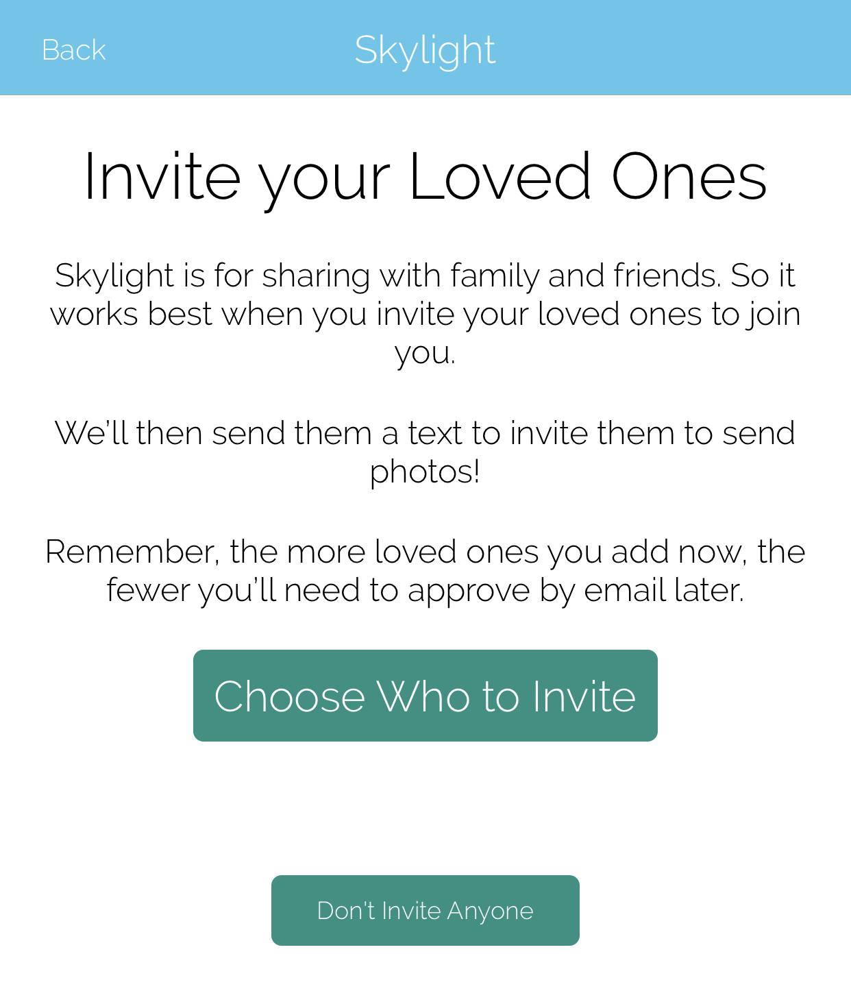 How To Use Skylight Plus Skylight Frame