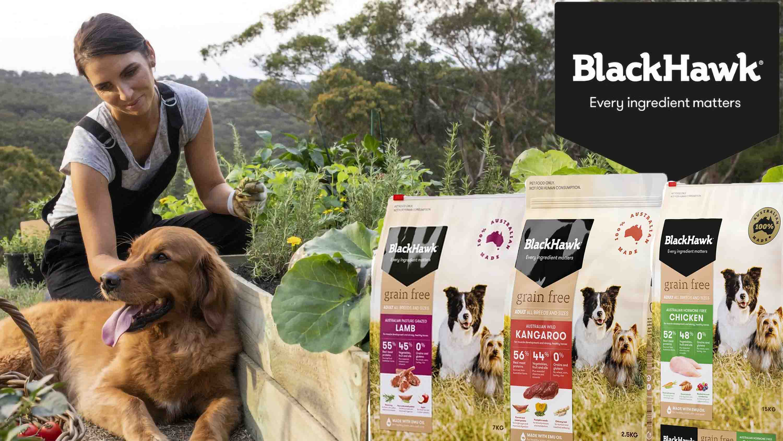 BlackHawk Grain Free Dog Food - Pet Food Leaders
