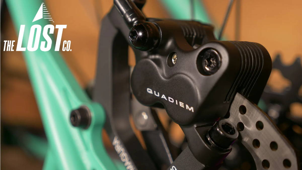 trp quadiem g-spec brake hydrualic disc brakes rear