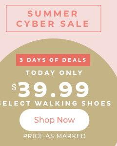 $39.99 Select Walking Shoes