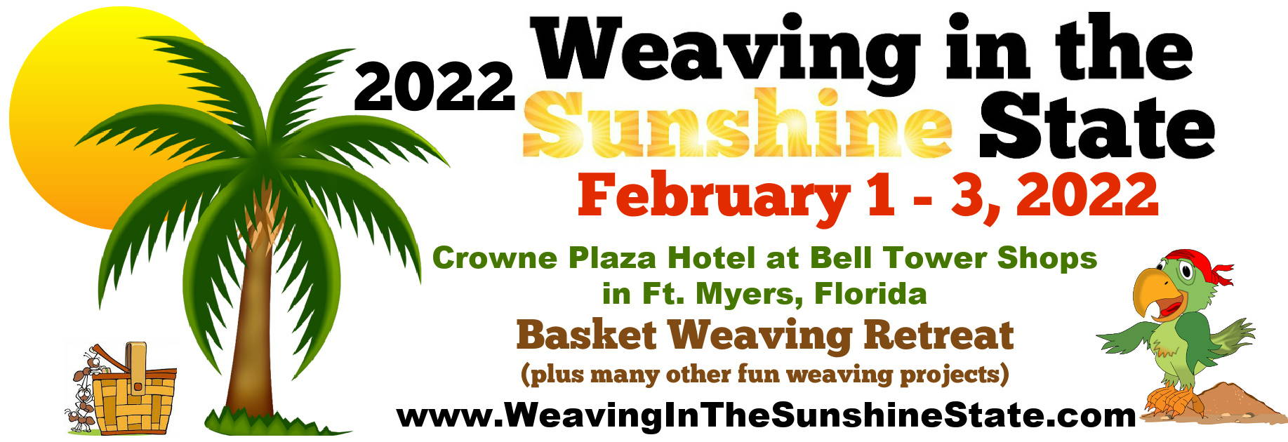 2022 Weaving in the Sunshine State