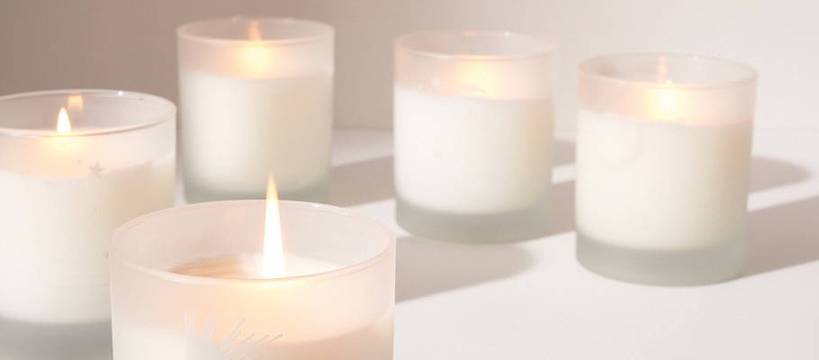 Truly Lifestyle Group Lit Candle Widget Image