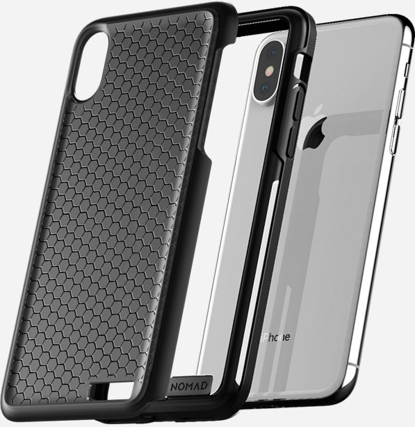the best attitude b8f0e 8bf74 NOMAD® | Poly Case for iPhone X