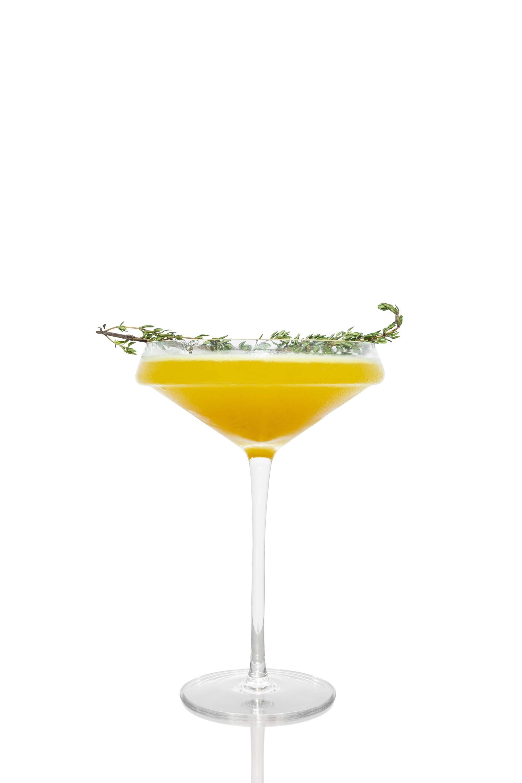 Mijenta's Maya's Nectar Cocktail