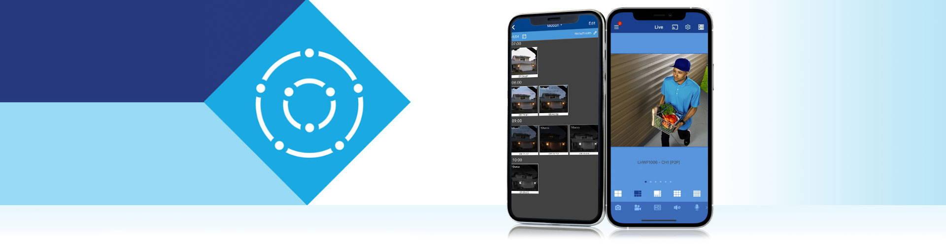 Lorex Cirrus Mobile App