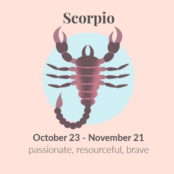 The Perfect Color Lenses for Star Sign Scorpio | Oct 23 - Nov 21