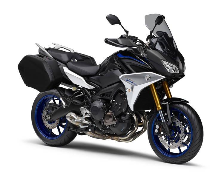2020 Yamaha MT-09TRGT
