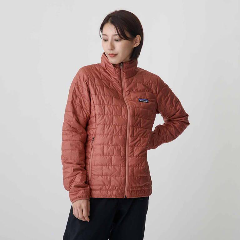 patagonia(パタゴニア)/ナノ パフ ジャケット/ピンク/WOMENS