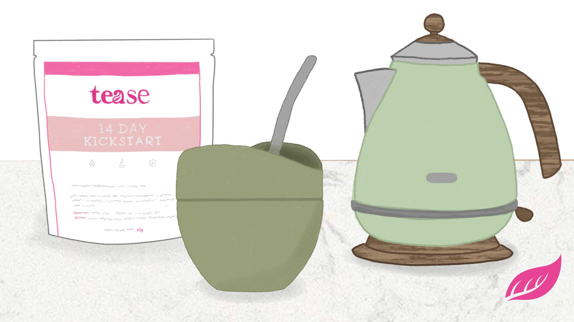 yerba mate tease tea