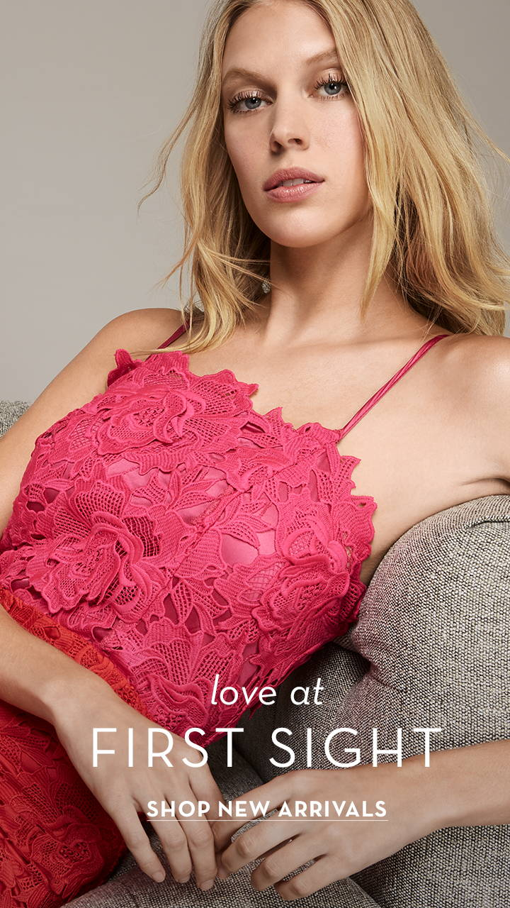 Love at first sight, shop new arrivals