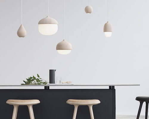 Mater Terho Pendant Light