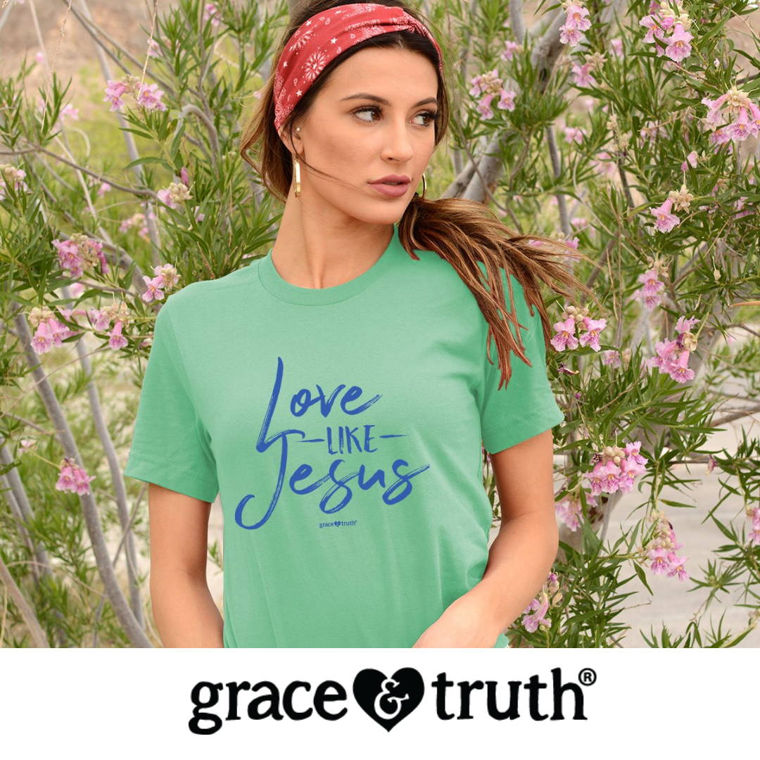 Wholesale Grace and Truth T-shirts Christian T-Shirts for Women and Girls