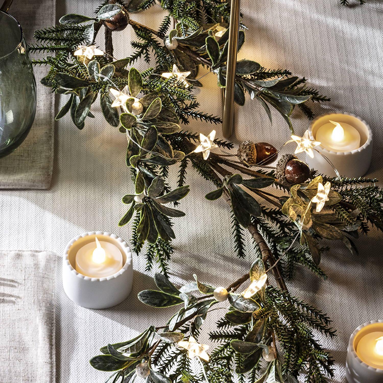 lichterketten weihnachtsbaum. Black Bedroom Furniture Sets. Home Design Ideas