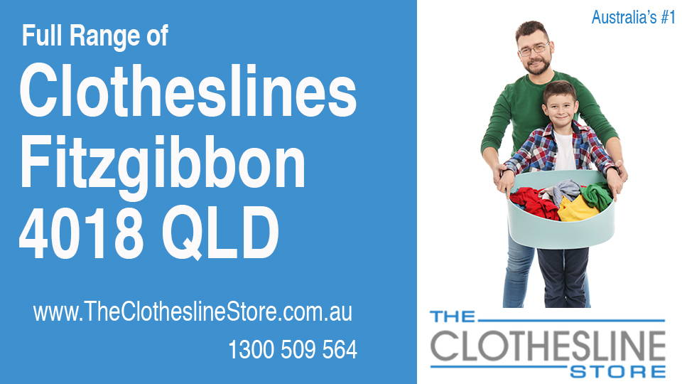 New Clotheslines in Fitzgibbon Queensland 4018