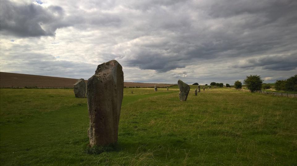 Avebury megalith