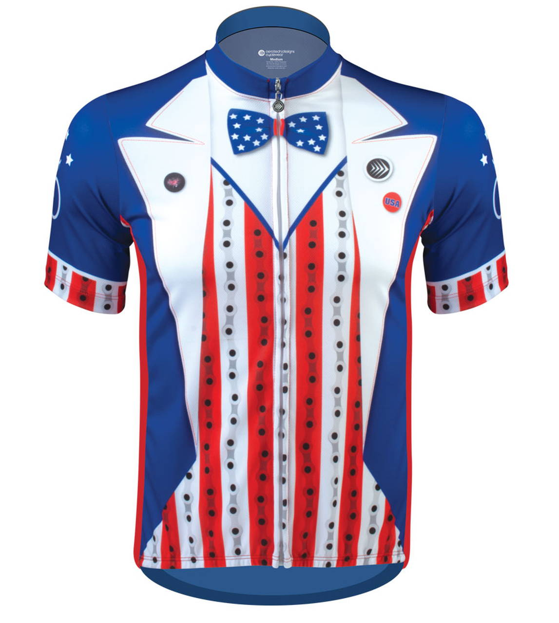 uncle same Cycling Jersey
