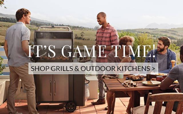 Shop Grills & Outdoor Furniture