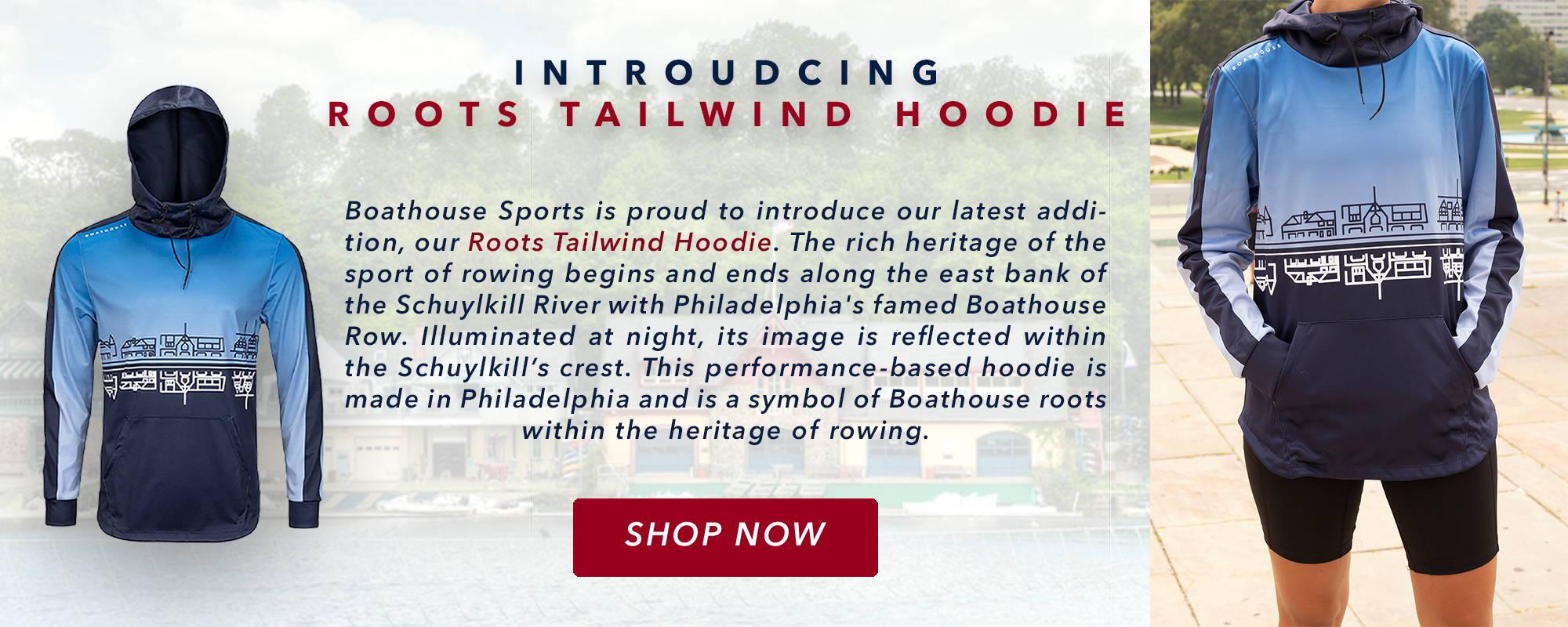 Roots Tailwind Unisex Hoodie