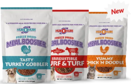 meal boosters
