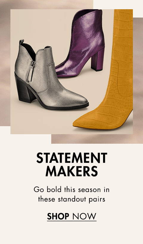 Statement Makers