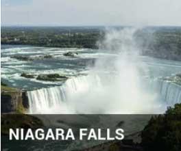 Travelbay USA Tours - USA Tailor Made Tours - Niagara Falls