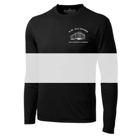 Custom screen printed long sleeve shirts