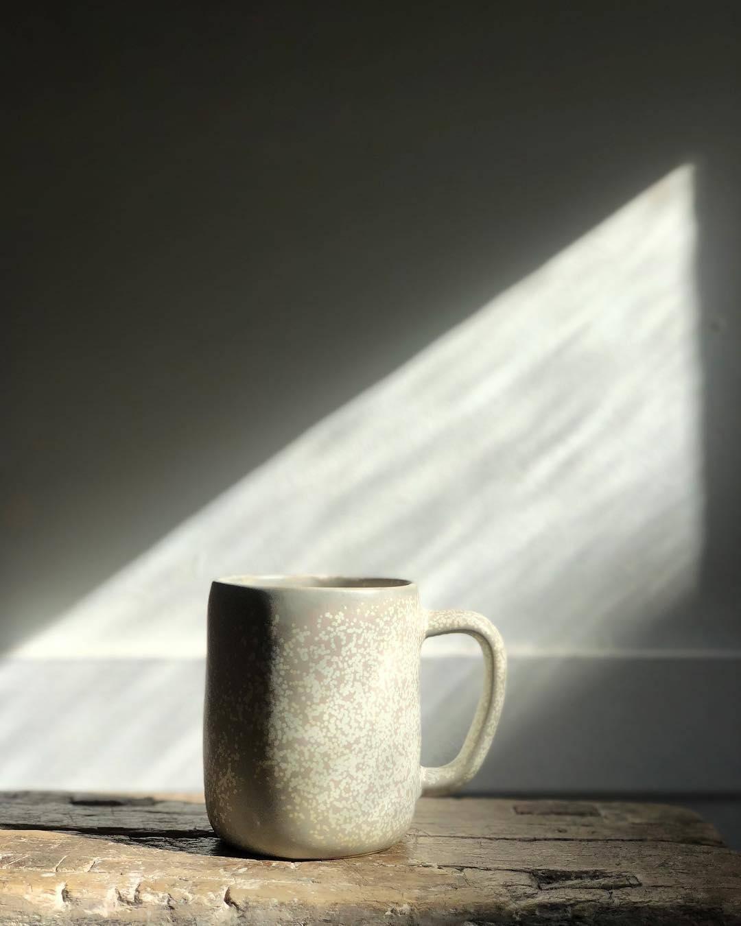 12 oz. Luvhaus Moon Mug
