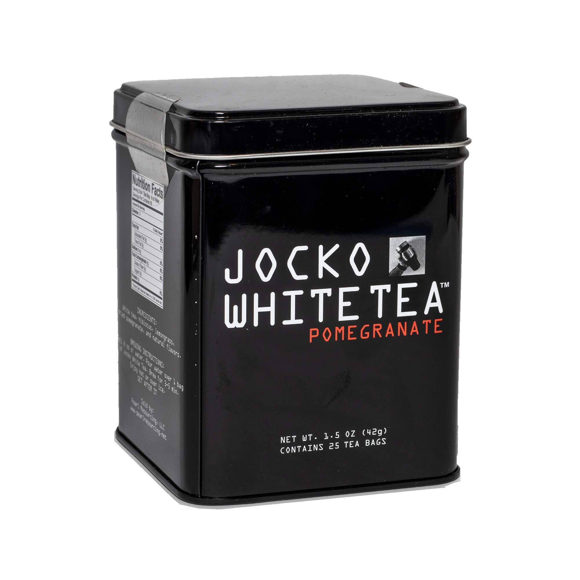 Jocko White Tea | Konnichi wa