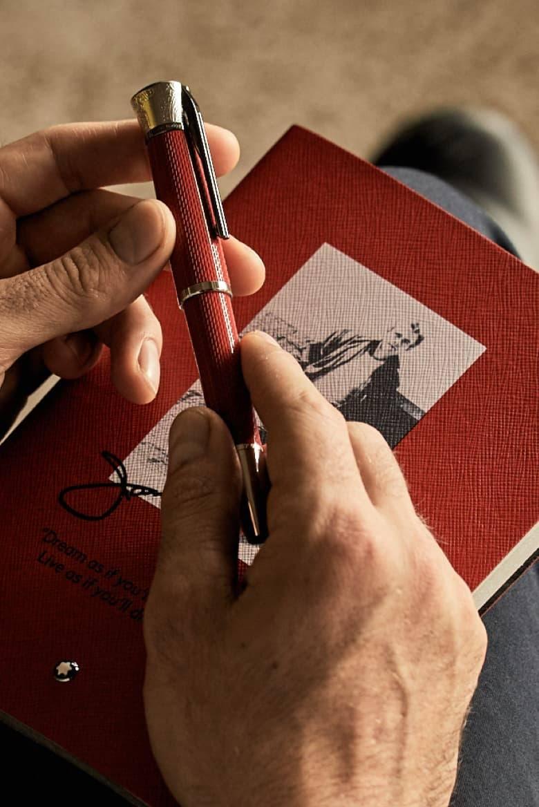 The Writer James Dean – Rustans.com