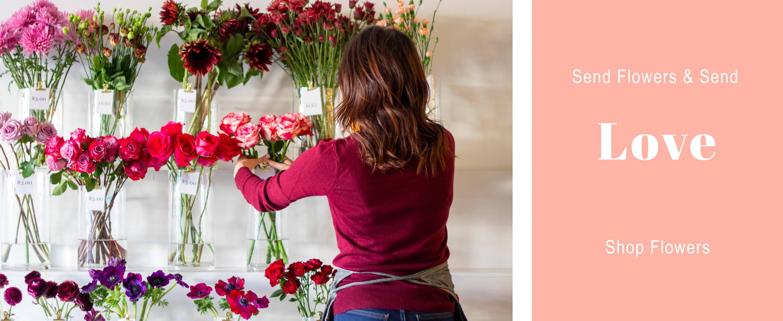 shop our full flower menu