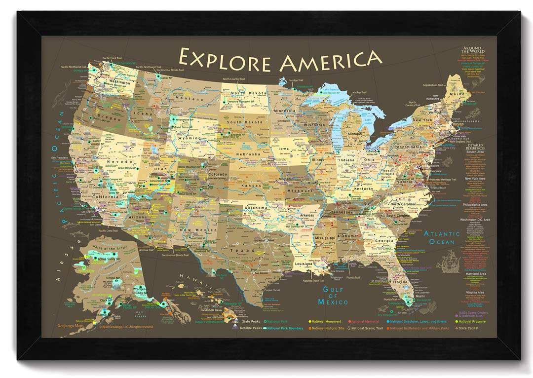 geojango explore america map