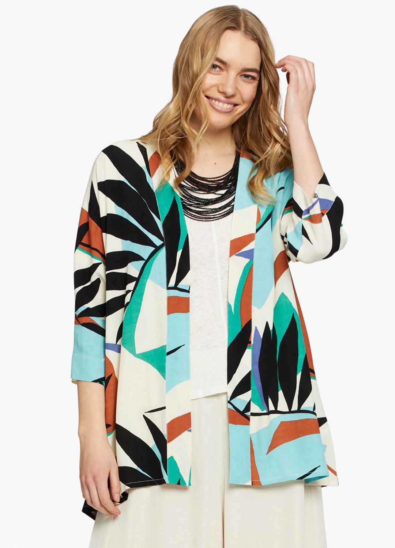 Josslyn Kimono - On Model